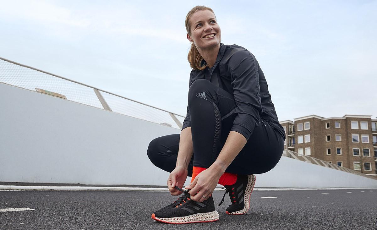 adidas 4DFWD, opinión de la atleta neerlandesa, Dafne Schippers, campeona del mundo de 200 metros - foto 3