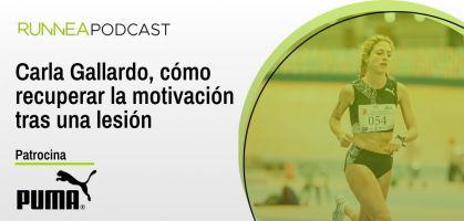 15x5 - Carla Gallardo, cómo volver a lo más alto tras una lesión de larga duración