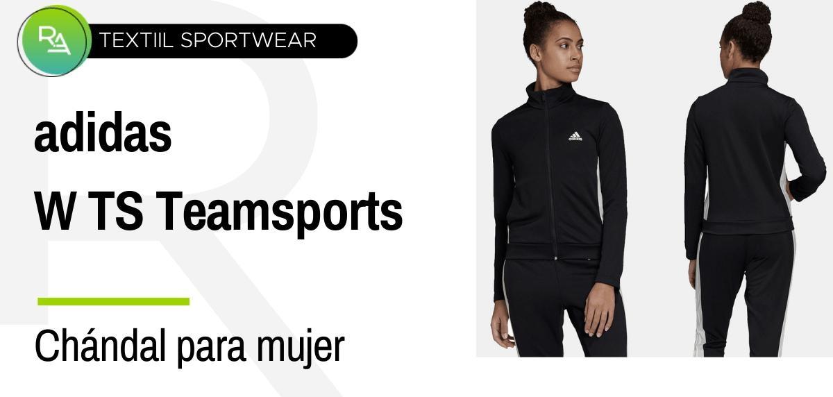 Chándals mujer - adidas W TS Teamsports