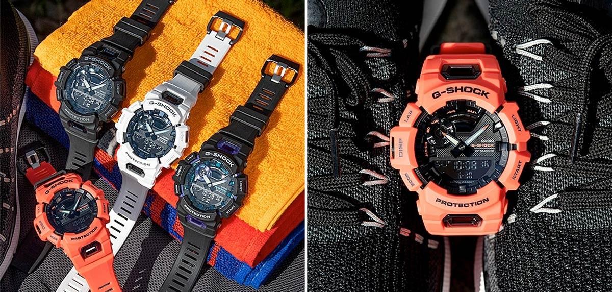 Características y diseño del G-Shock GBA-900 - foto 1