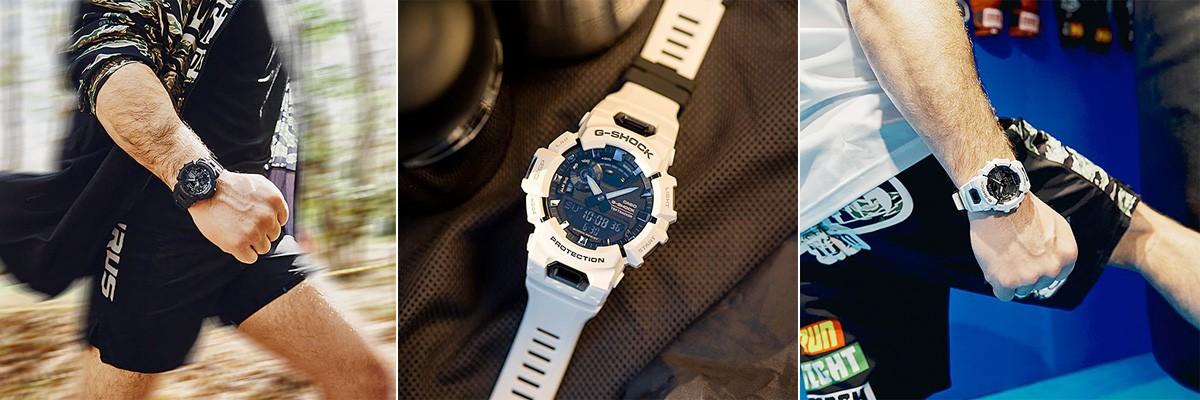 Detalles y especificaciones técnicas del G-Shock GBA 900 - foto 2