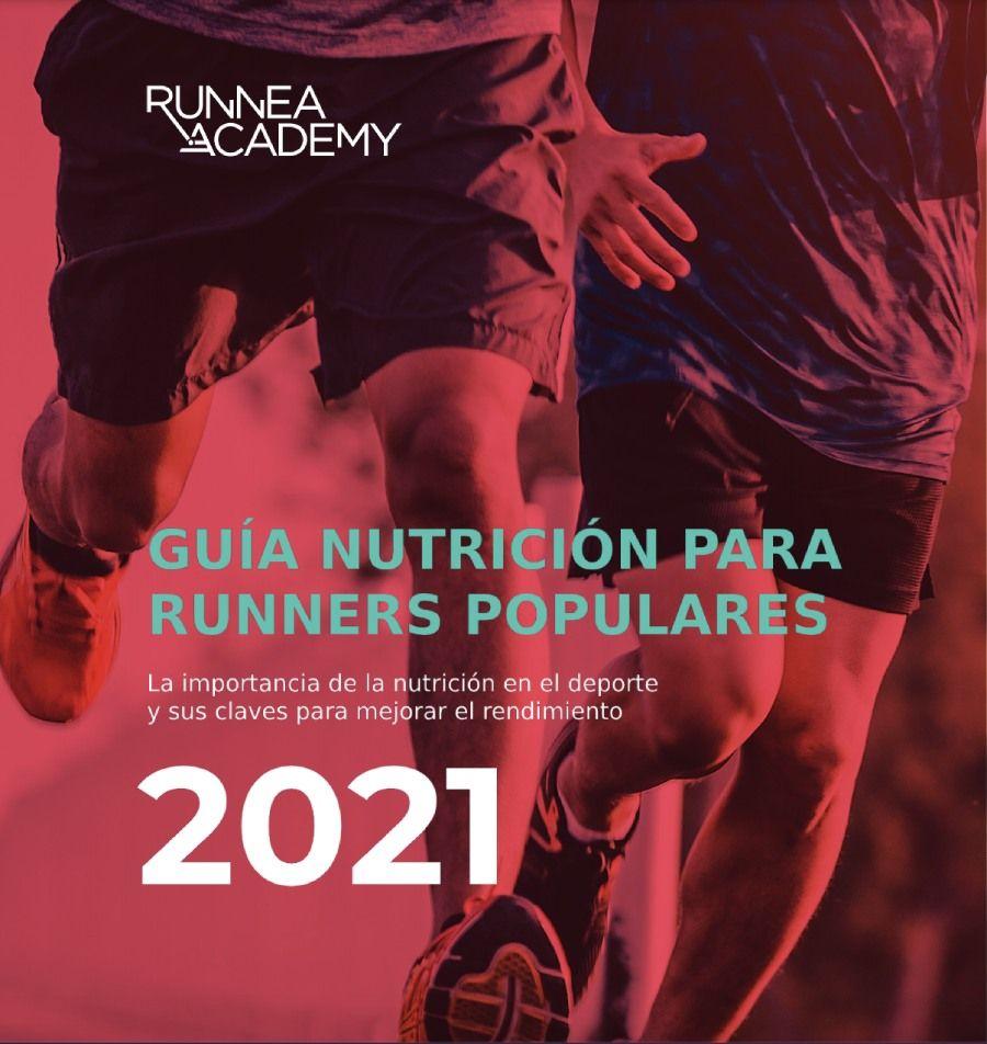 guía nutrición runners populares