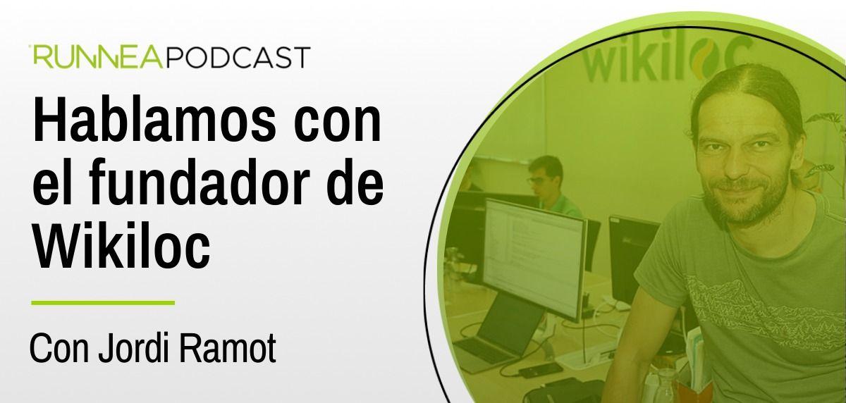16x5 - Hablamos con el fundador de Wikiloc, Jordi Ramot