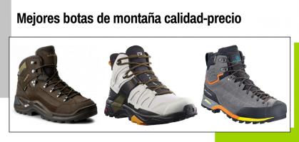 Las mejores botas de montaña en 2021