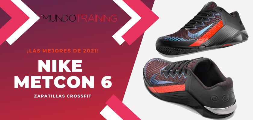 Zapatillas de crossfit más destacadas de 2021 - Nike Air Zoom SuperRep Go 2