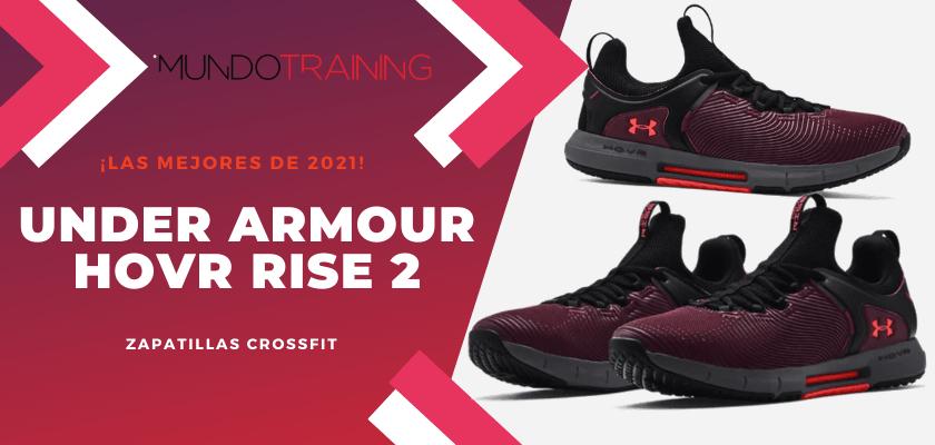 Zapatillas de crossfit más destacadas de 2021 - Under Armour HOVR Rise 2