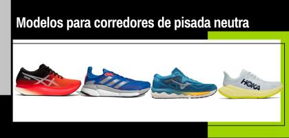 Las mejores zapatillas de running neutras