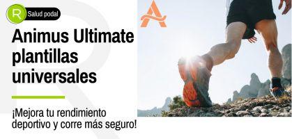 Plantillas universales para correr: 5 ventajas de las Animus Ultimate