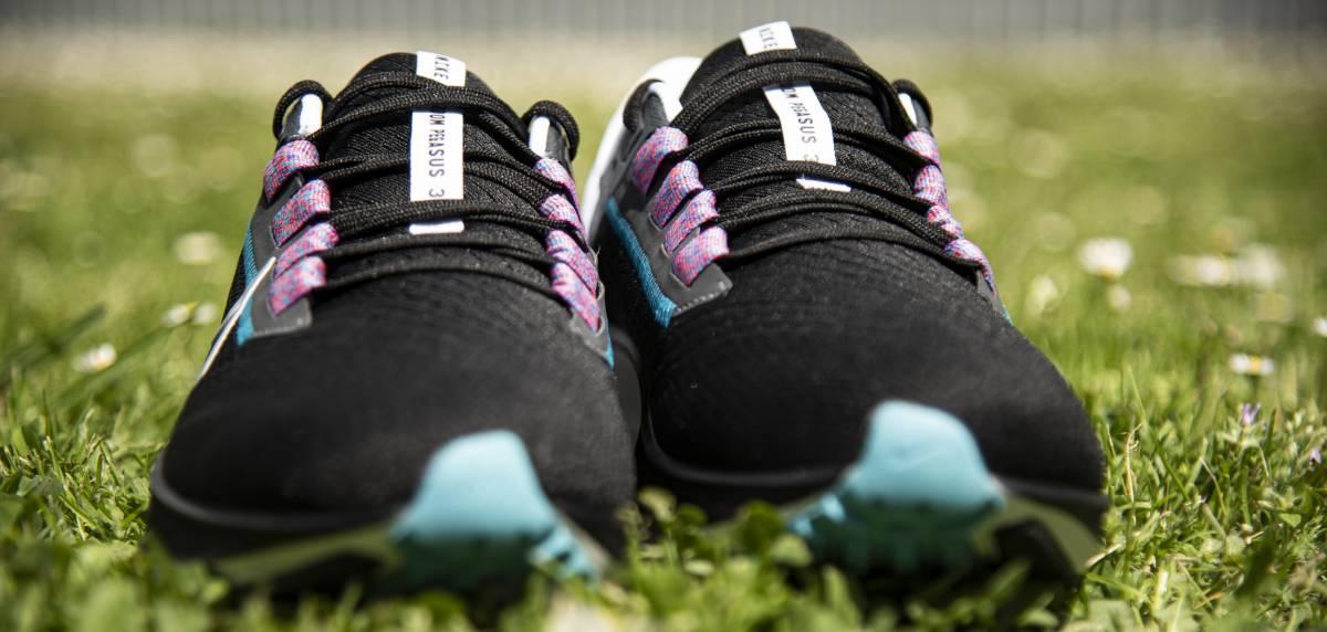 Recensione Nike Pegasus 38, distanze