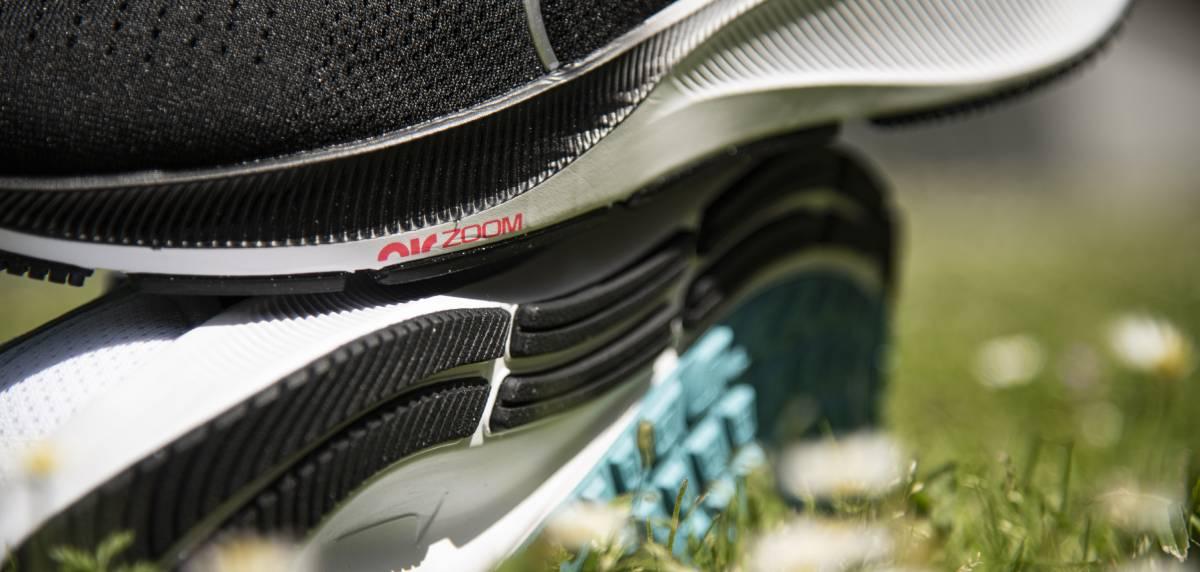 Recensione Nike Pegasus 38 suola