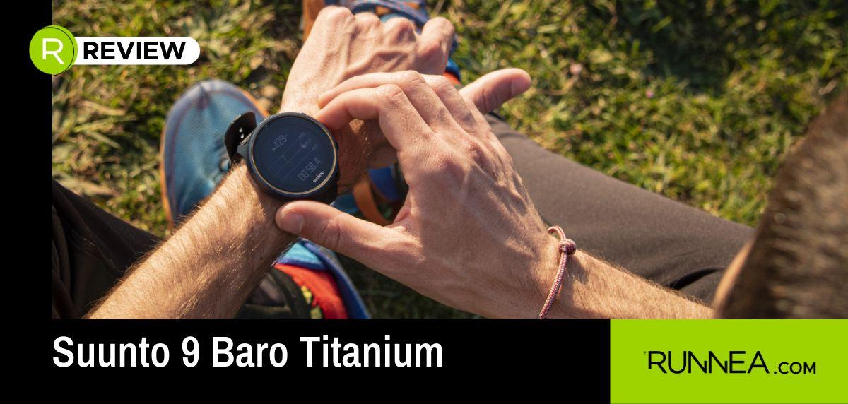 Suunto 9 Baro Titanium, un paso más hacia la versatilidad deportiva