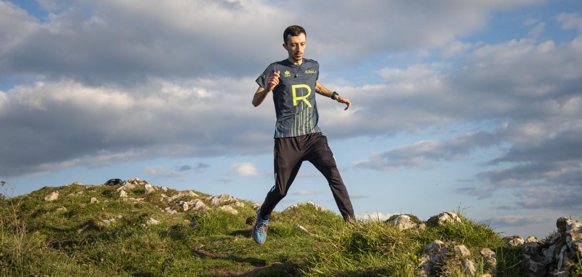 Suunto 9 Baro Titanium: running