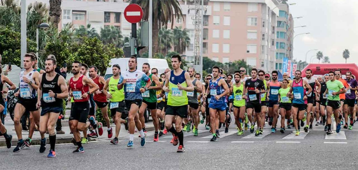 Entrega de dorsales de la carrera popular Valencia Corre 2021 - foto 2