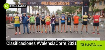 Clasificaciones Valencia Corre 2021: David Cantero y Liv Westphal, vencedores en el regreso de la carreras populares presenciales