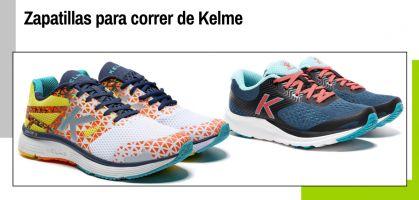 Novedades en zapatillas running Kelme de la temporada de verano 2021