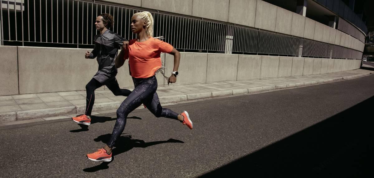4 trucos para correr si eres mujer, importancia pie femenino