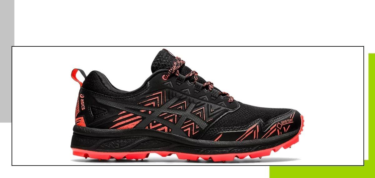 Las 6 mejores zapatillas de ASICS para hacer trekking, ASICS Gel Fujisetsu 3 G-TX