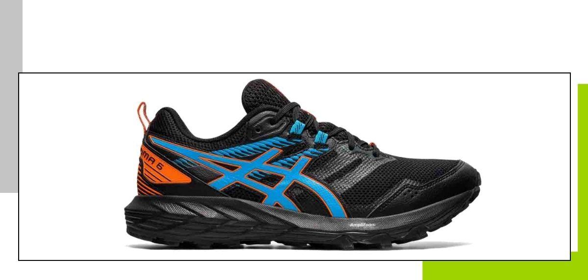 Las 6 mejores zapatillas de ASICS para hacer trekking, ASICS Gel Sonoma 6