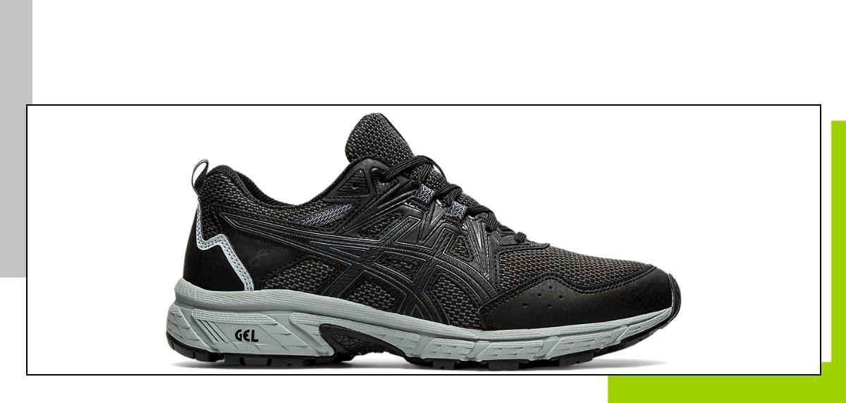 Las 6 mejores zapatillas de ASICS para hacer trekking, ASICS Gel Venture 8
