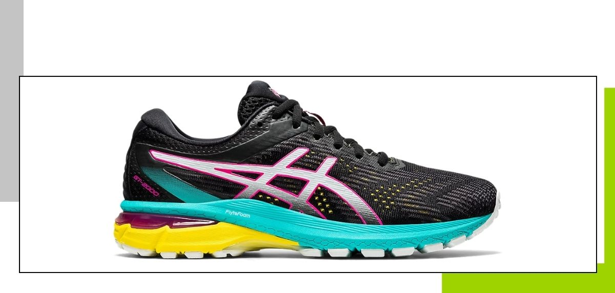 Las 6 mejores zapatillas de ASICS para hacer trekking, ASICS GT 2000 8 Trail