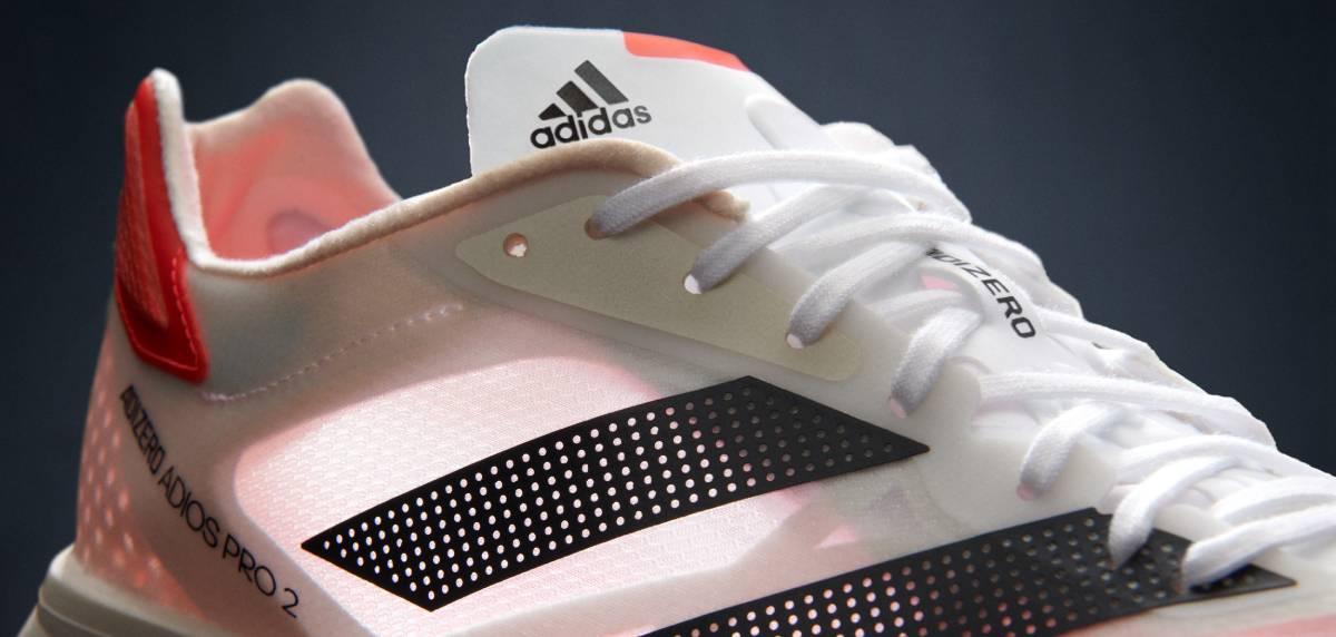 adidas Adizero Adios Pro 2, upper