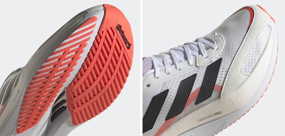 Adidas Adizero Boston 10, suola