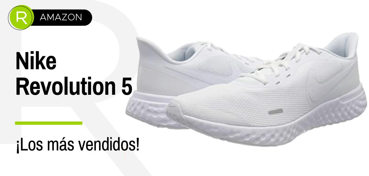 Ofertas de Amazon Prime, productos más vendidos en running - Nike Revolution 5