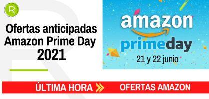 Ofertas de última hora Prime Day 2021: Amazon empieza a lanzar ofertas anticipadas... Y las hemos encontrado