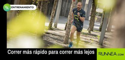 ¿Cómo aumentar tu VO2máx para mejorar tu marca?: Correr más rápido para correr más lejos