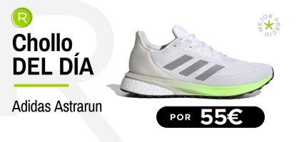 Chollo del día: ¡adidas Astrarun por 55€!