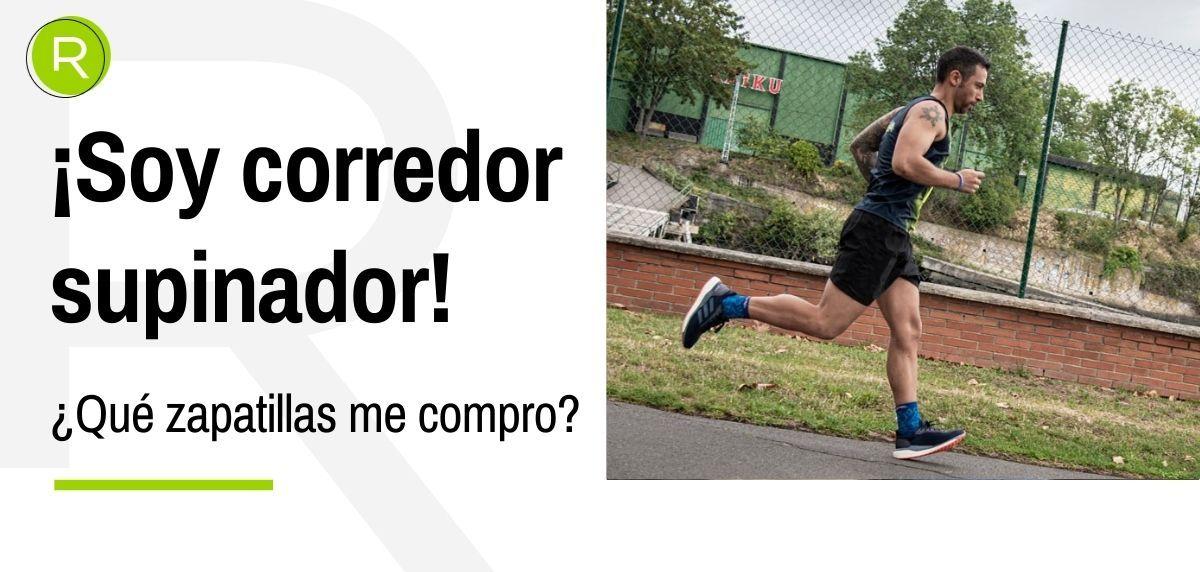 ¿Cómo saber si soy corredor con pisada supinadora y qué zapatillas de running comprar?
