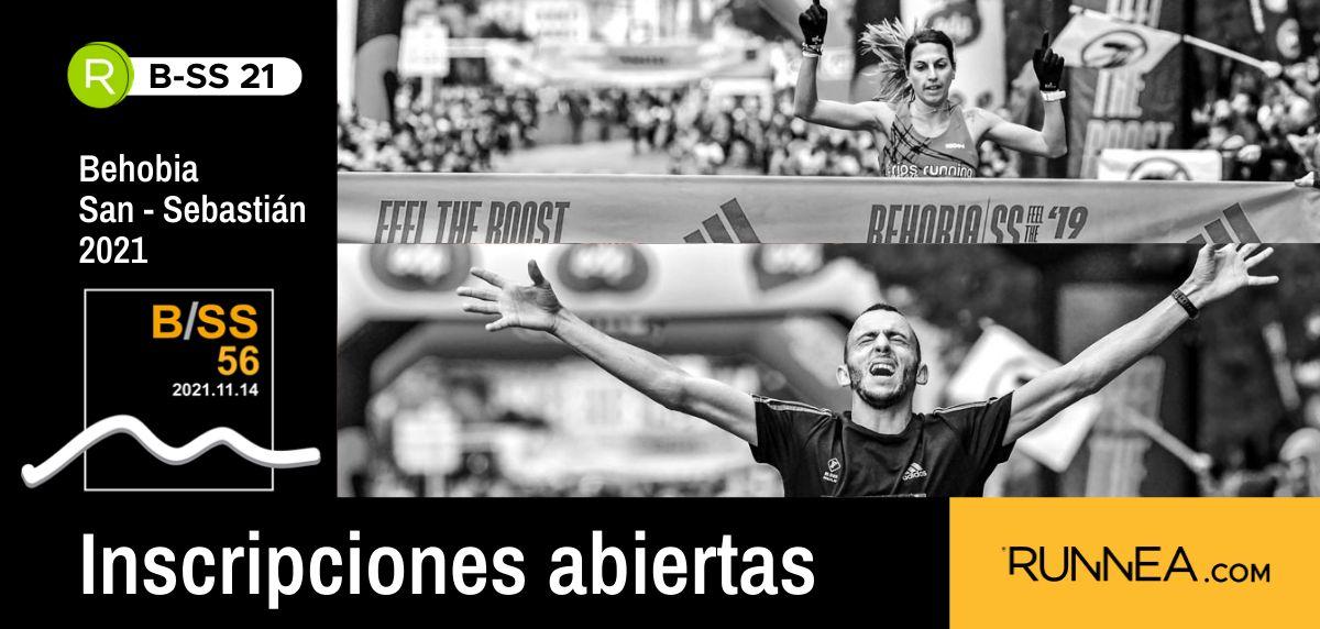¡Qué ganas teníamos! Oficialmente abiertas las inscripciones de la Behobia - San Sebastián 2021, no te quedes sin tu dorsal, ¡están volando!