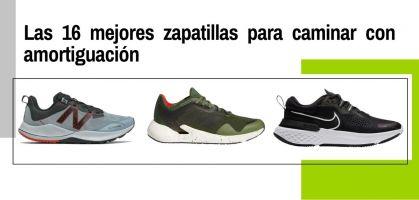 Las 14 mejores zapatillas para caminar con amortiguación