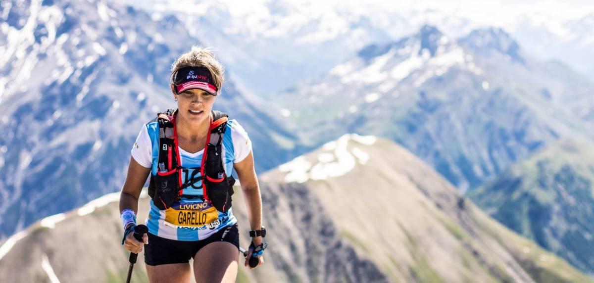 Livigno Skymarathon 2021, carrera