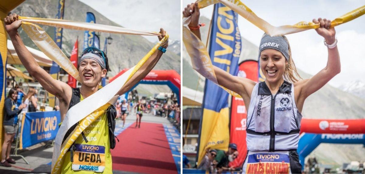 Livigno Skymarathon 2021, ganadores edición anterior