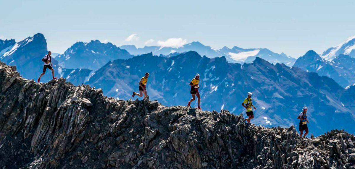 Manu Merillas segundo, Mayi Mujika cuarta y Ander Iñarra quinto en el Livigno Skymarathon 2021