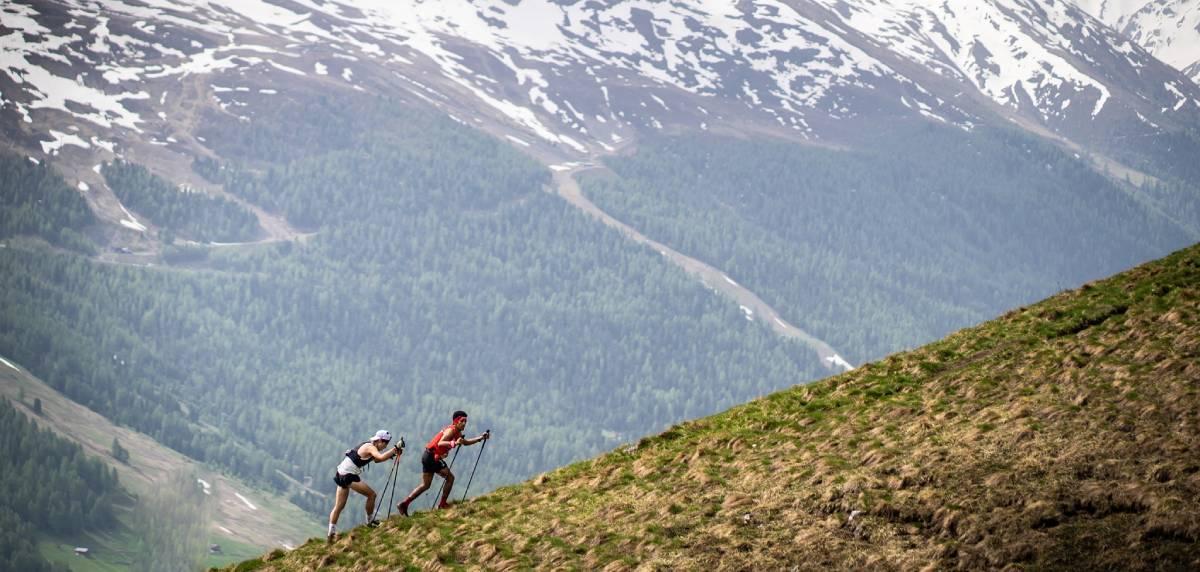 Livigno Skymarathon 2021, recorrido