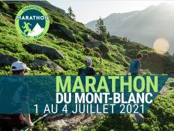 Maratón Mont-Blanc Marathon 2021