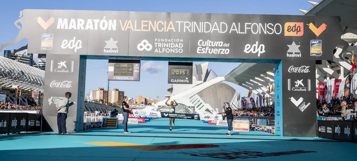 Detalles de inscripciones y recorrido del Maratón Valencia 2021