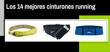 ¡Todo lo que necesitas está en tu cintura! Descubre los mejores cinturones para runners