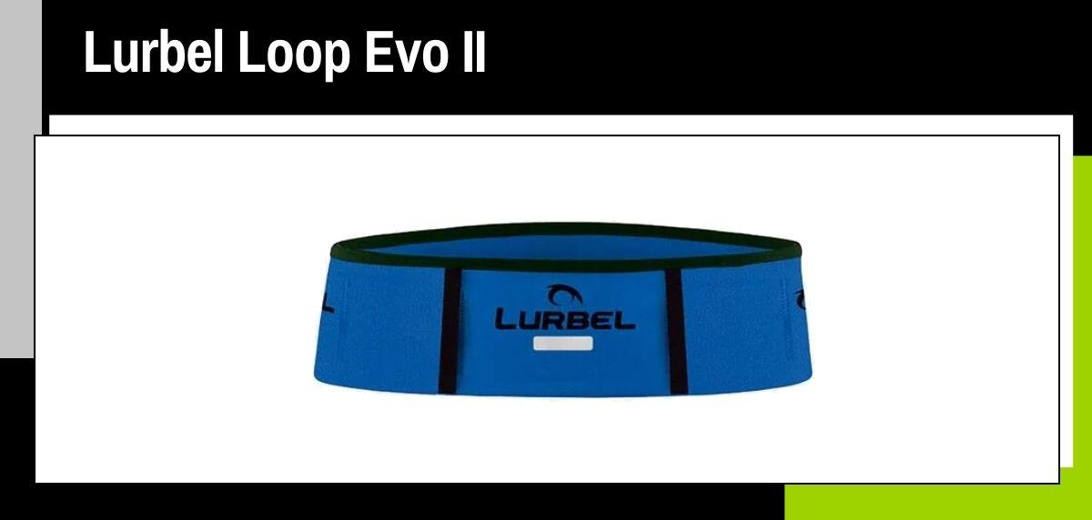 Mejores cinturones running, Lurbel Loop Evo II