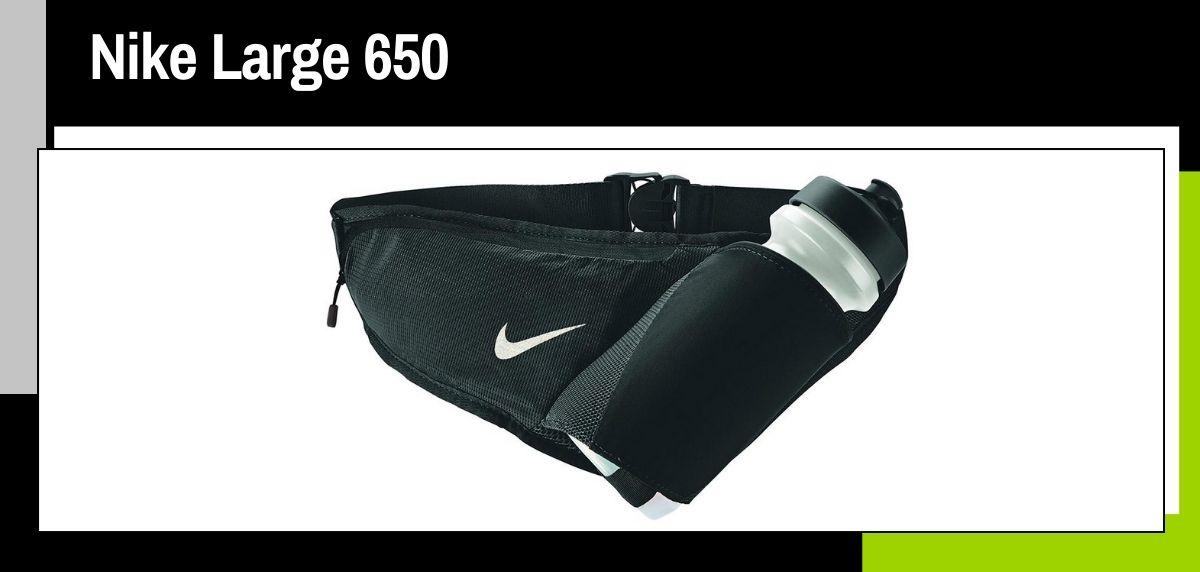 Mejores cinturones running, Nike Large 650