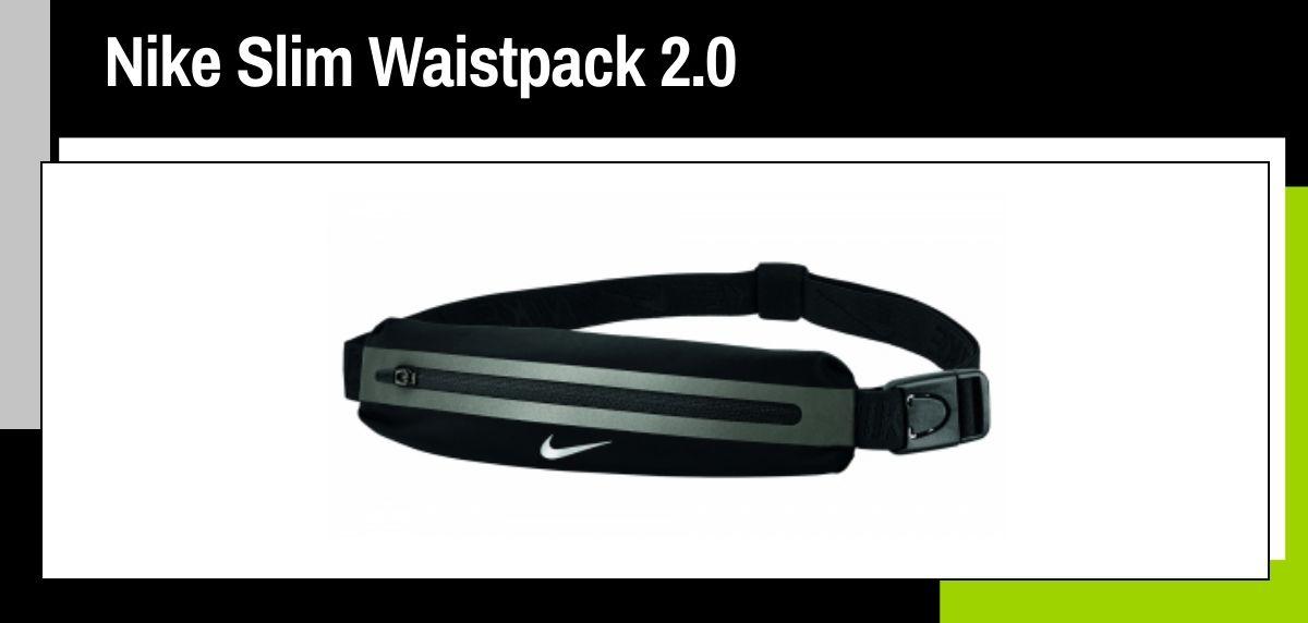 Mejores cinturones running, Nike Slim Waistpack 2.0