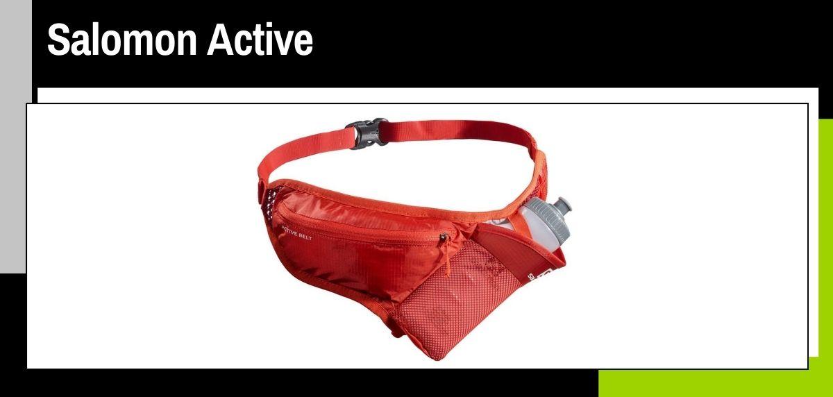 Mejores cinturones running, Salomon Active