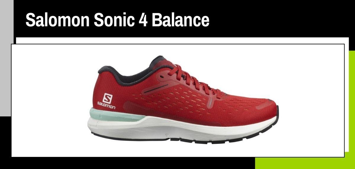 Mejores zapatillas running 2021, Salomon Sonic 4 Balance