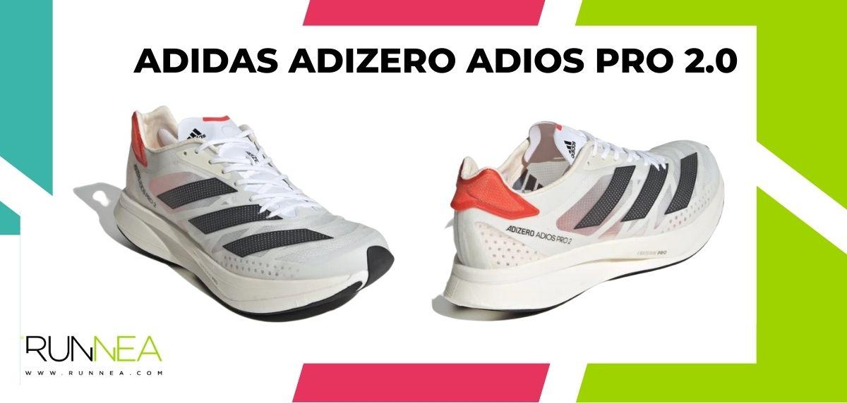 Las 16 mejores zapatillas de running para maratón, adidas Adizero Adios Pro 2.0