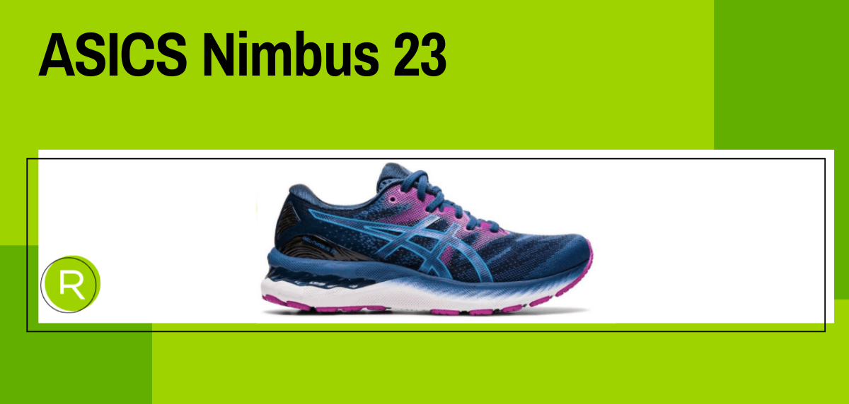 Mejores zapatillas running para mujer 2021, ASICS Nimbus 23