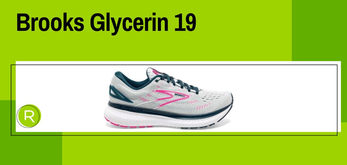 Mejores zapatillas running para mujer 2021, Brooks Glycerin 19