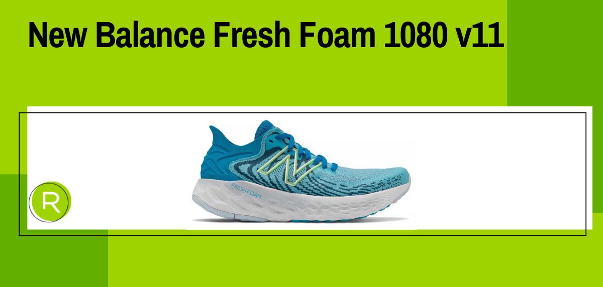 Mejores zapatillas running para mujer 2021, New Balance Fresh Foam 1080 v11