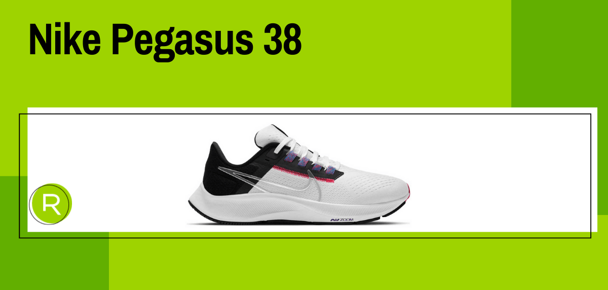 Mejores zapatillas running para mujer 2021, Nike Pegasus 38